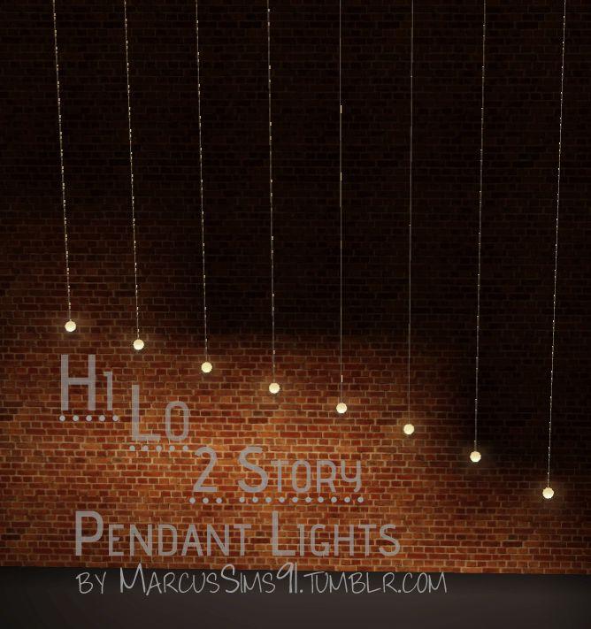 254 best The Sims 3 CC lighting images on Pinterest | Lighting ...
