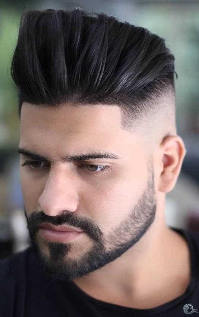 Beste 30 Frisuren Fur Manner Mit Barten 2019 Manner Frisuren