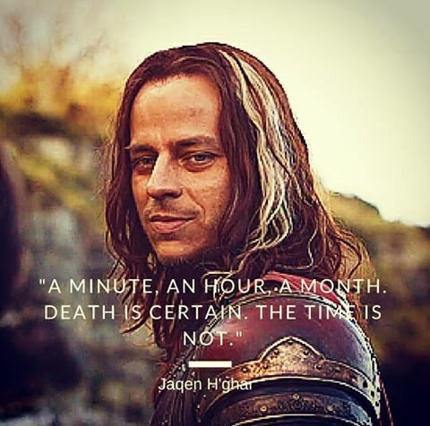 Jaqen H'gar | Qoutes | Game of Thrones