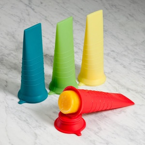 How cool is that?  I would make myself popsicles with this...perhaps very interesting ones.