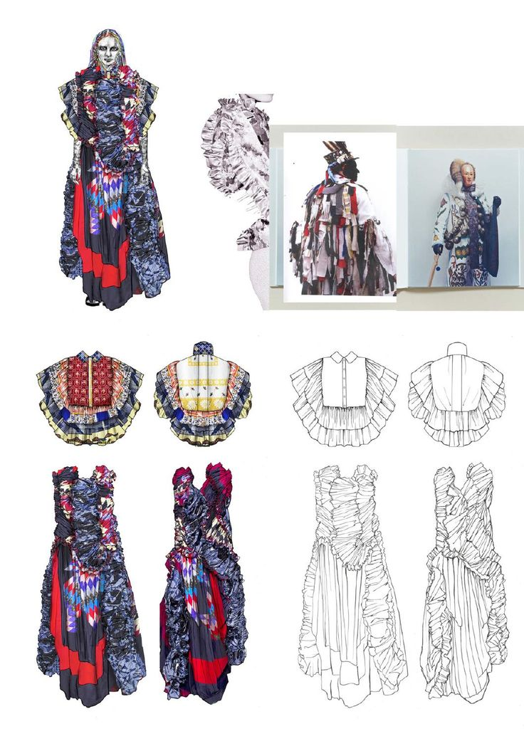 2293 Best Images About Fashion Sketches On Pinterest