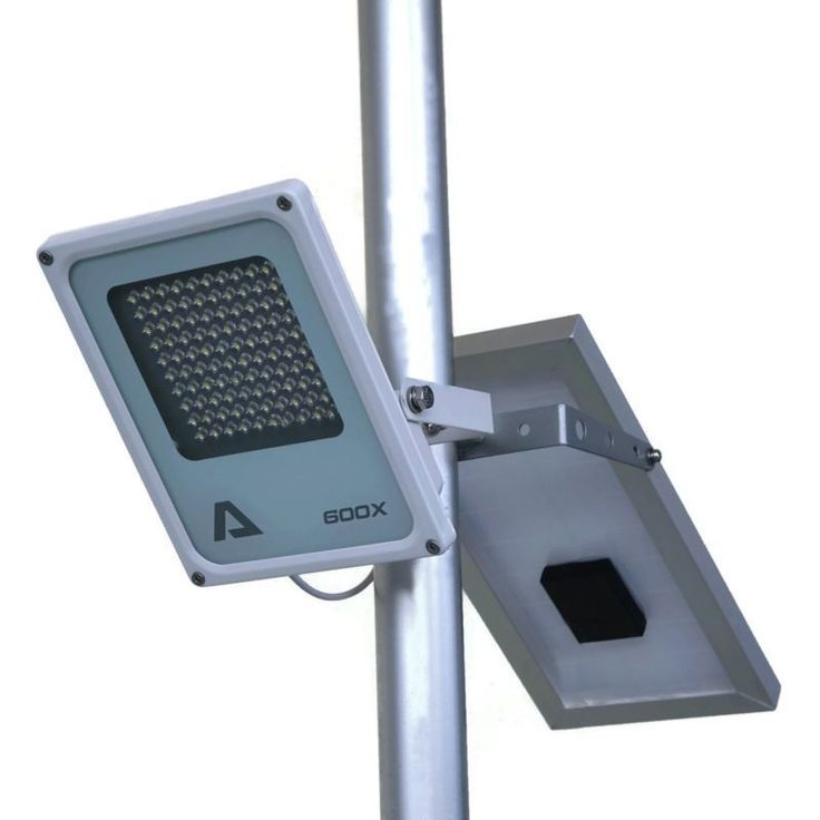 100 LED 3-Level Street Solar Power Light Outdoor Waterproof Garden Security Lamp #SolarLightMart #Modern