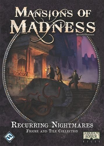 Mansions of Madness: Second Edition – Recurring Nightmares – Figure and Tile Collection | Image | BoardGameGeek