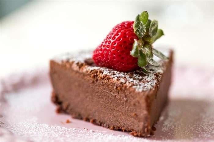 不可思议的简单!只有2种材料也能做蛋糕【香浓巧克力电子锅蛋糕】