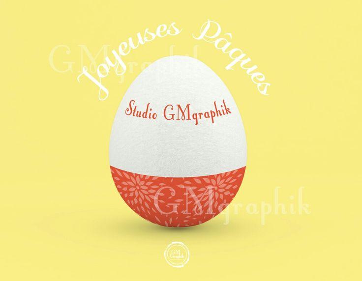 Joyeuse Pâques ! // Oeufs personnalisés #paques #easter #packaging #Japon #egg #Japan #personnalisation #objet #publicitaire #communication #illustration #graphisme #graphiste #Print