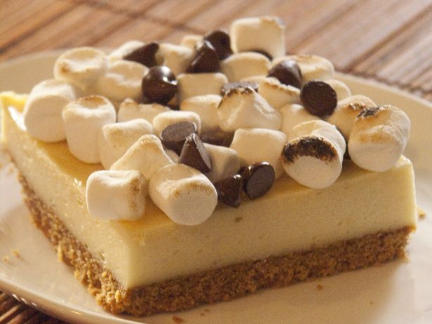 Food Network invites you to try this S'mores Cheesecake Bars recipe ...