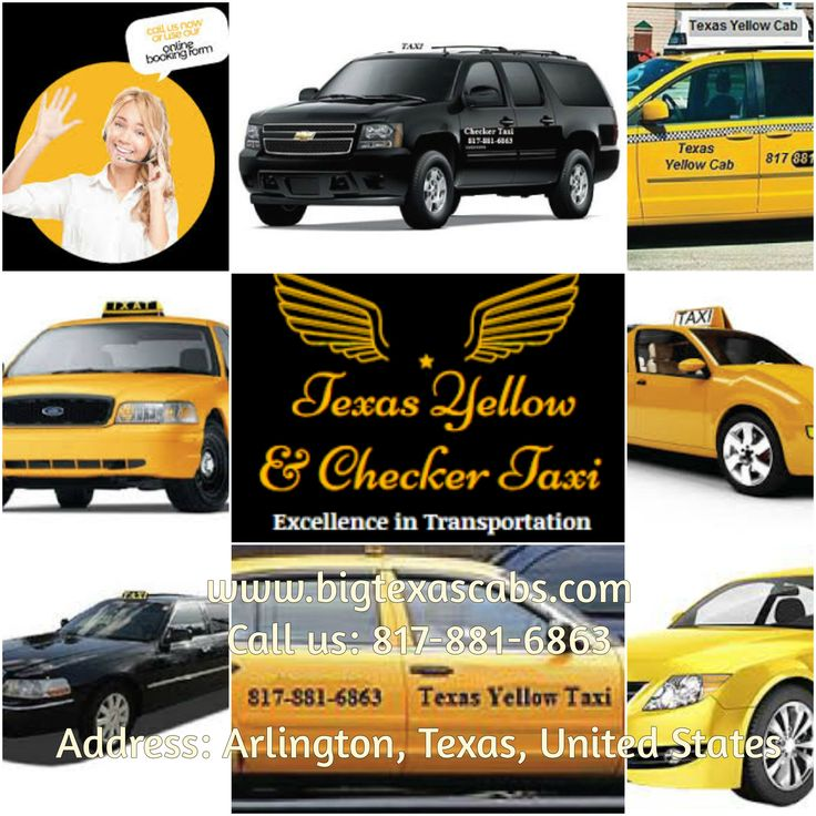 We, the Big Texas Cabs propose the vest yellow cab at Arlington TX with offering the trained and licensed drivers with clear background. Timely services and affordable rates have helped us gain the current reputation we enjoy. Our site contains the entire detail about us.