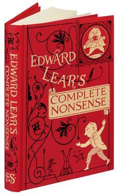 Edward Lear's Complete Nonsense