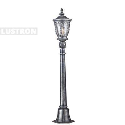 Ландшафтное освещение. Наземный фонарь уличный Rua Augusta S103-119-51-B. Надежное уличное освещение – залог вашей безопасности в темное время суток. Поэтому относиться к его выбору необходимо очень ответственно.