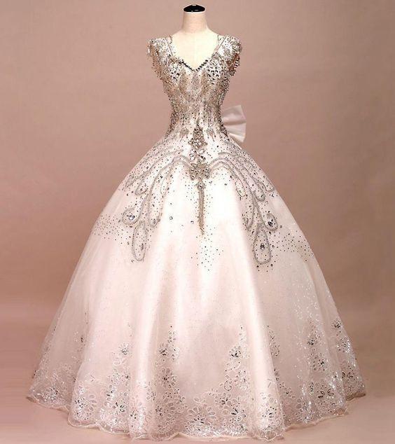 Stunning bridal gown! #wedding #weddingtips #bridal