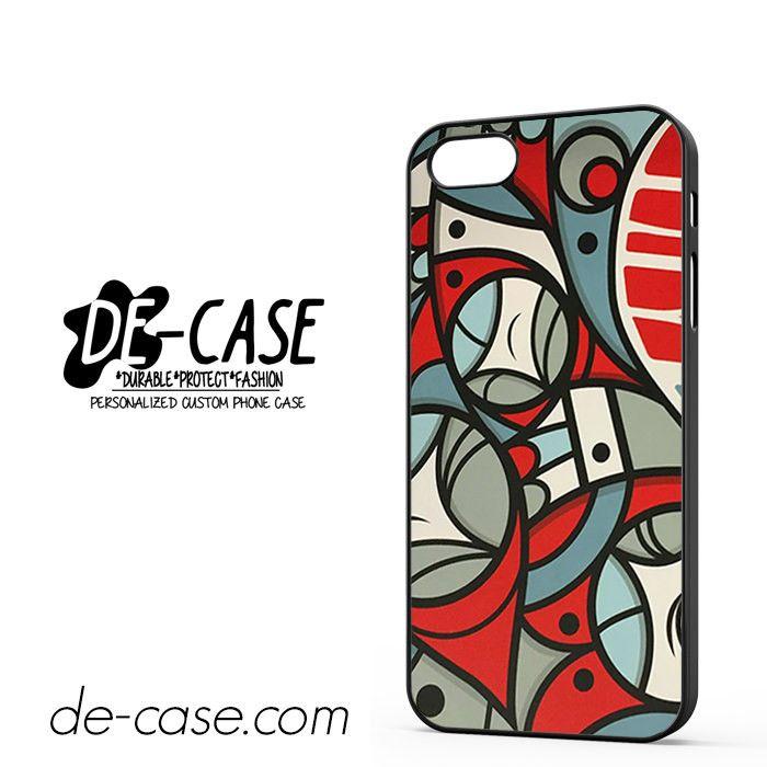 Alien Workshop Skateboard Pattern DEAL-586 Apple Phonecase Cover For Iphone SE Case