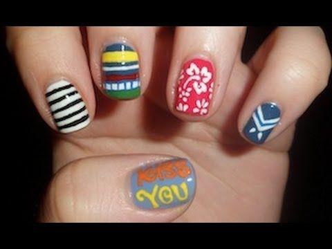 Top Videók | Ombre Dip Dye Nail Art | Köröm tipp videó