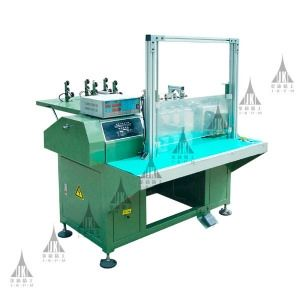 https://flic.kr/p/E1gRBH | RX01 SEMI-AUTO COIL WINDING MACHINE | RX01 SEMI-AUTO COIL WINDING MACHINE This machine can be made multi-type, multi-layer winding, is able to wind 1-10 wires at the same time, can automatically groove Automatic tap, equipped with two square shaft winding used alternately, its adaptable wire diameter ranges from  ¢25 to ¢180 mm. Starting winding point, line width, winding speed, slow start, slow stop, row line direction, parking on ends, Automatic homing…