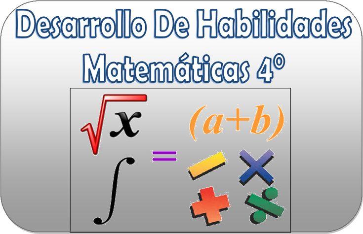 Cuadernillo de desarrollo de habilidades matemáticas de cuarto grado - http://materialeducativo.org/cuadernillo-de-desarrollo-de-habilidades-matematicas-de-cuarto-grado/