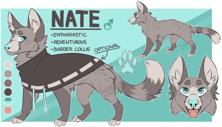 Ref - Nate by Lisanata