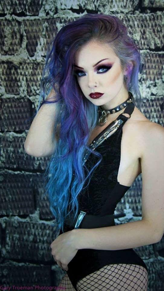 teen Gothic model