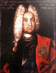 Mikołaj Józef Sapieha, wojewoda podlaski w 1733 (przyjaciel Matuszewicza), jako jedyny z Sapiehów poparł Augusta III i skłaniał się za opcją Piasta - Jakuba Sobieskiego.