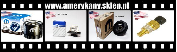 More than 250 000 original products MOPAR www.amerykany.sklep.pl