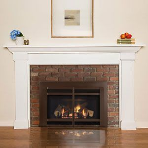 Fireplace surround diy and Diy fireplace mantel