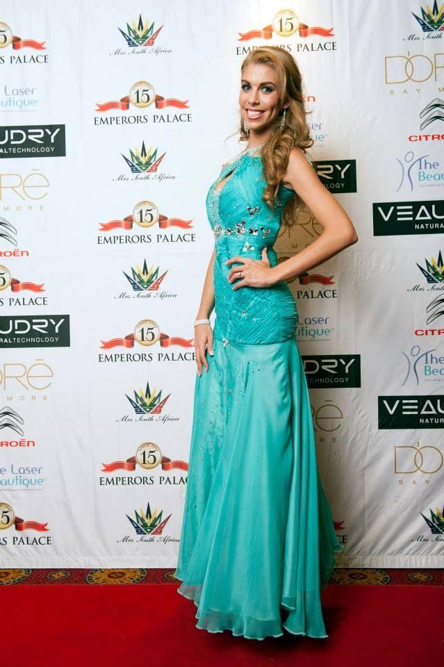 #MRSAfinalist dress