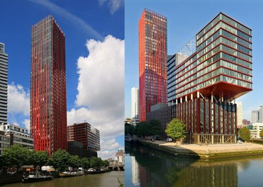 17 best images about beautiful rotterdam architecture on for Architecture rotterdam