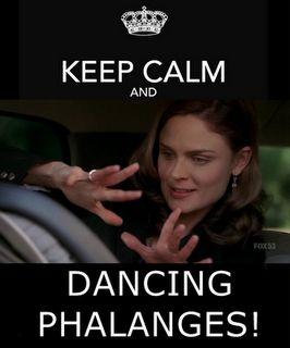 Dancing Phalanges!