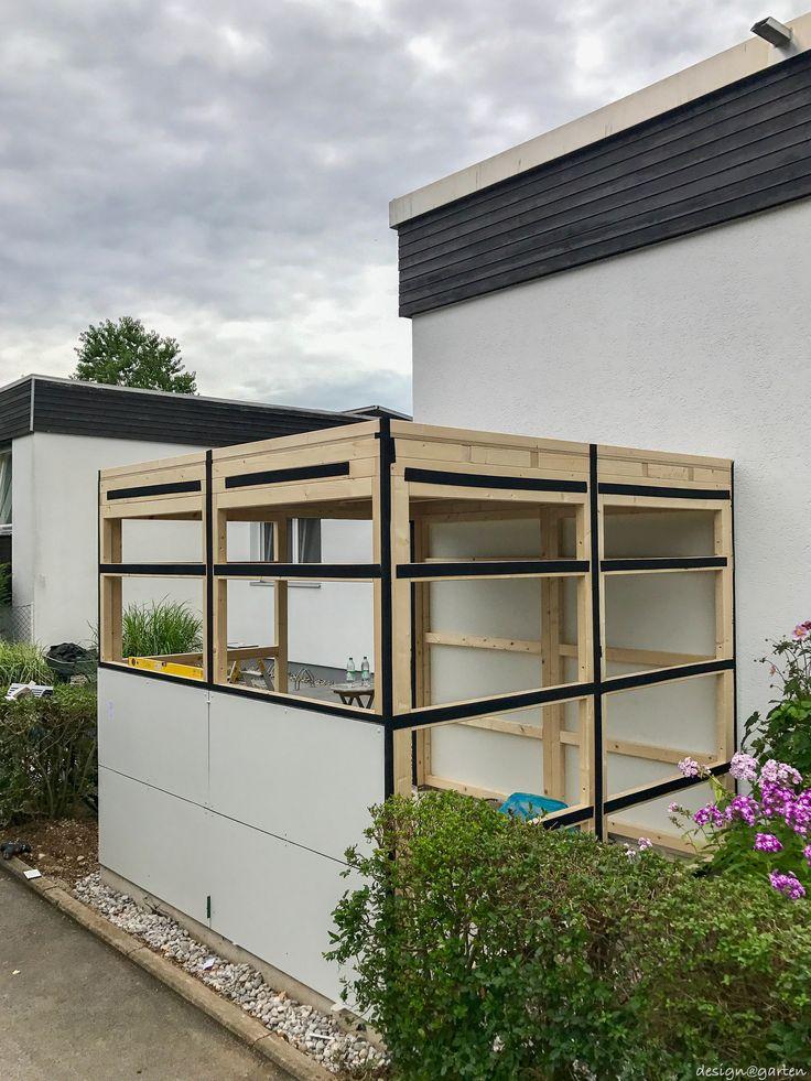 Montage Design Gartenhaus _gart in München by design