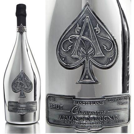 FineWineHouse - Armand de Brignac Blanc de Blancs Champagne NV 1.5L Rated 92W