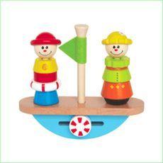 Hape Balance Boat Green Ant Toys 6943478002685 http://www.greenanttoys.com.au/shop-online/online-toy-sale-buy-bargain-toys-online-cheap-toys/hape-balance-boat/