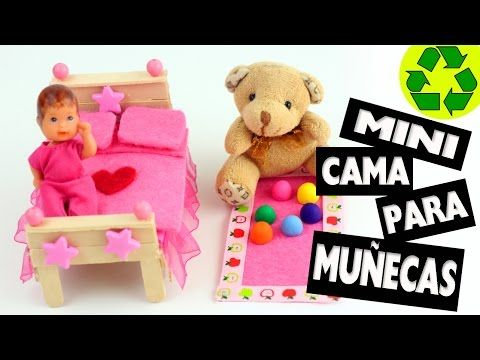 43 best images about barbie doll house on pinterest barbie house kitchen furniture and diy - Como hacer manualidades faciles ...