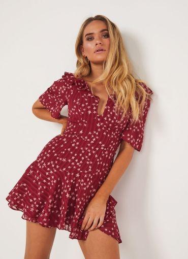 8275ee5568 Twilight Mini Dress - Cherry Star