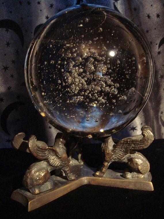 126 Best Crystal Balls Images On Pinterest Gemstones