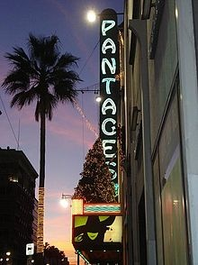 #Pantages #Theater