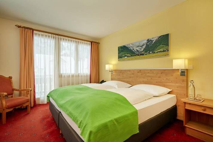 Komfort Doppelzimmer - H+ Hotel Sonnwendhof Engelberg - Offizielle Webseite