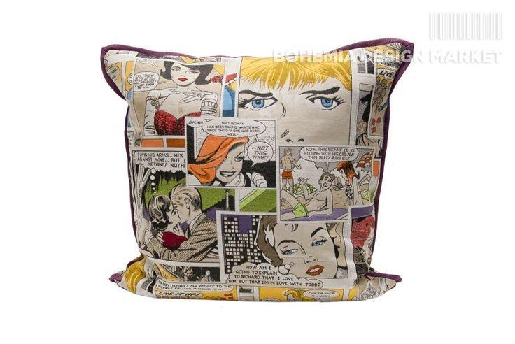 original comics pillow / cushion