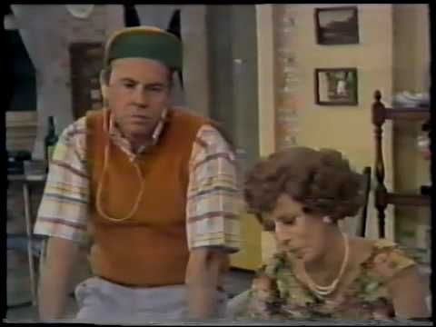 If you can make it through this without laughing hysterically you are made of iron!!  Funniest outtake clip EVER!  Carol Burnett and cast!