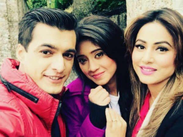 What! Yeh Rishta Kya Kehlata Hai Makers Considering To Replace Hina Khan!! Read More:http://tellygossips.me/yeh-rishta-kya-kehlata-hai-makers-considering-replace-hina-khan/