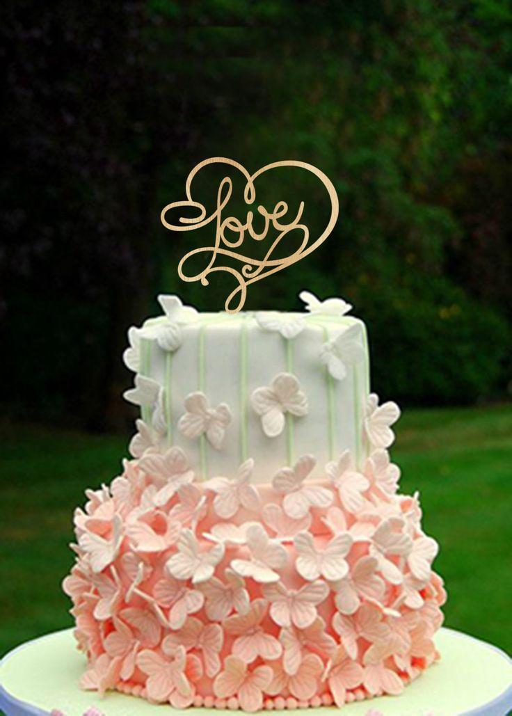 Rustic Cake Topper, Wood Cake Topper, Monogram Cake Topper, Mr and Mrs Topper, Wedding Cake Topper, by BLACKDESIGN01 on Etsy https://www.etsy.com/listing/211907937/rustic-cake-topper-wood-cake-topper