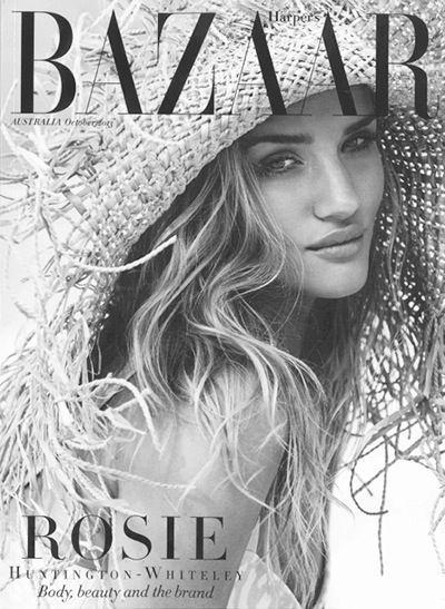 Harper's Bazaar Australia October 2013 BEE | TheyAllHateUs