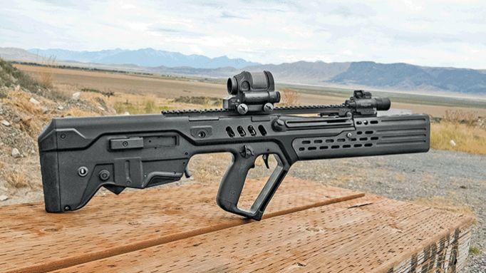 Silencing the Bull: RAT Worx's ZRX 9mm Tavor Suppressor