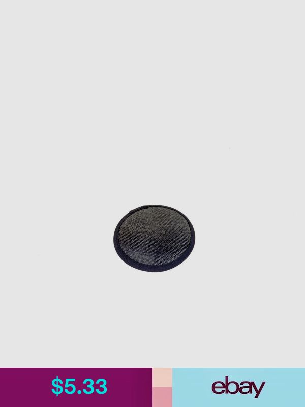 HB001 sisal straw 10cm disc with ribbon bind