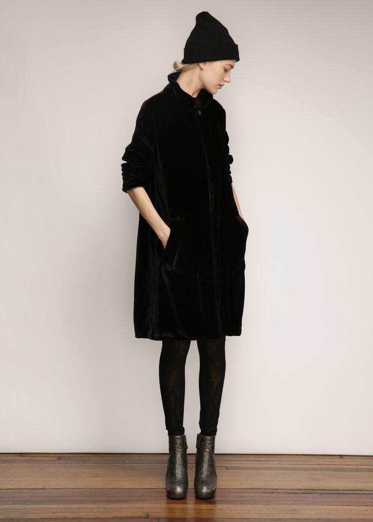 No. 6 Coley Overcoat