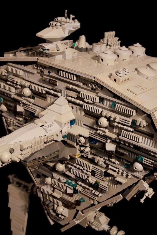 LEGO - Star Wars Frigate  EF76 Nebulon-B