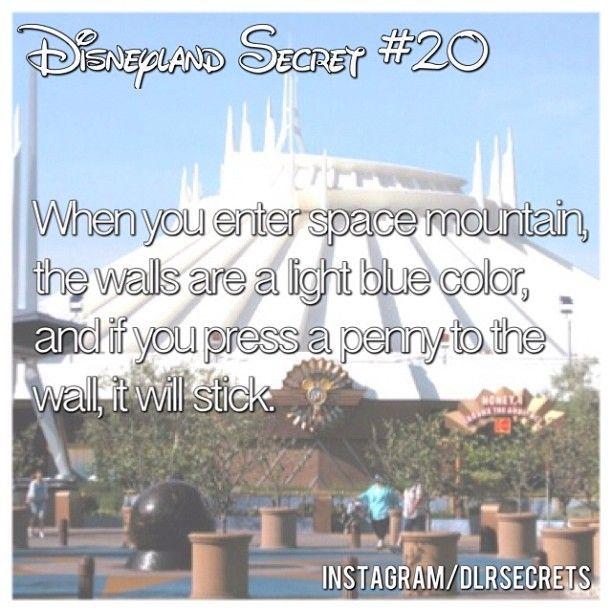 wow! did ya know that?  #Disneyland #dlrsecrets