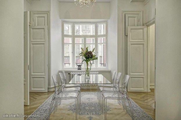 Myytävät asunnot, Pieni Roobertinkatu, Helsinki #oikotieasunnot