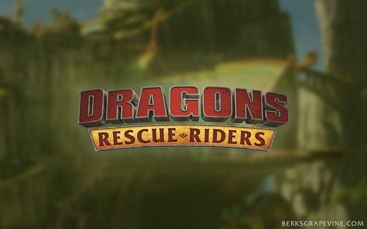 Rescue Riders: Dragons Netflix Series Scheduled for 2019 ~ Berk's Grapevine