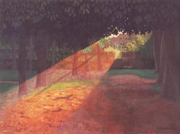 Art et glam peintre f lix vallotton in the landscape pinterest art - Vallotton architect ...
