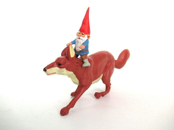 David the Gnome and Swift the Fox