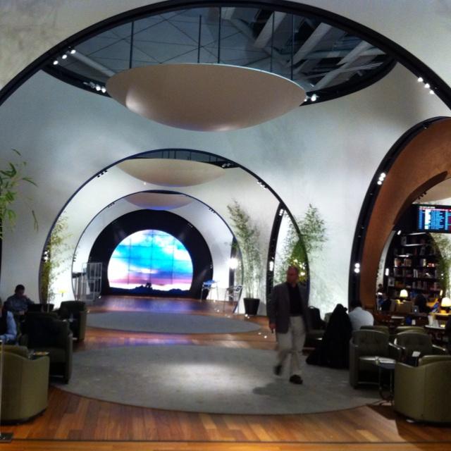 Lounge Istanbul at Istanbul Atatürk Airport