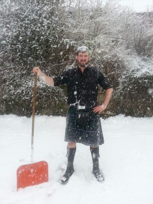 Uytendhal Snow Kilt